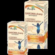 GARCINIA-Arany 90+30 fogyókúra támogatása