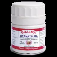 GRALMA  gránátalma kivonat a szív és érrendszer támogatására