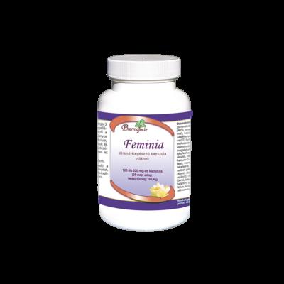 Feminia vitaminkészítmény nőknek