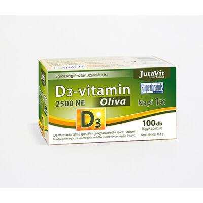 D3-vitamin 2500 NE