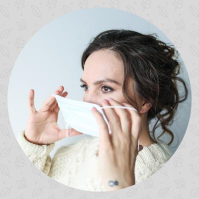 szájmaszk fertőtleníthető és mosható